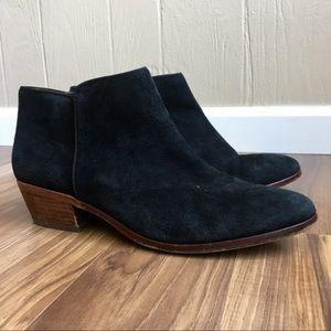 Sam Edelman Shoes - Sam Edelman Suede Petty Ankle Bootie